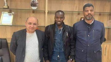 """صورة """"الطاس"""" يُعلن ضمه للاعبٍ من تونغيت السنغالي"""