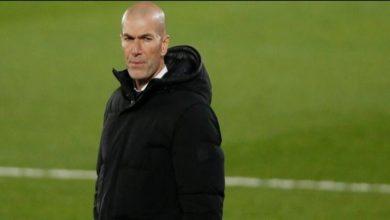 صورة الكشف عن مصير زيدان مع ريال مدريد