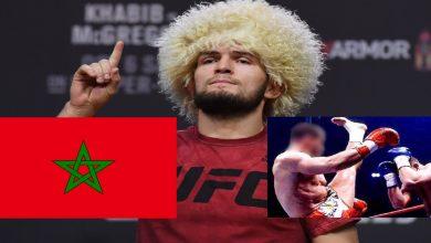 """صورة نور محمدوف: """"المغرب موهبة كبيرة في القتال"""" فيديو"""