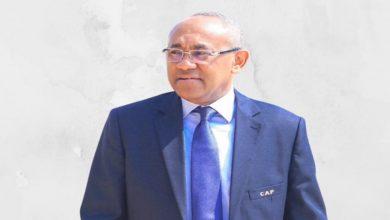 """صورة """"الطاس"""" تصدر حكمها في حق رئيس """"الكاف"""" أحمد أحمد"""