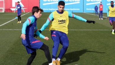"""صورة برشلونة يتلقى دفعة معنوية كبيرة قبل """"قمة"""" إشبيلية"""