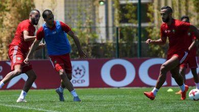 صورة بنعطية يحكي أسباب مغادرة حمد الله لمعسكر المغرب قبل كأس إفريقيا 2019