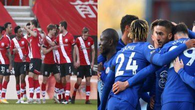 صورة الموعد والقنوات الناقلة لمباراة تشيلسي وساوثهابتون في الدوري الإنجليزي