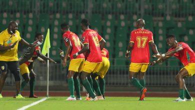 """صورة منتخب غينيا يظفر بالمركز الثالث في بطولة """"الشان"""" على حساب الكاميرون -فيديو"""