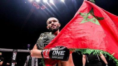"""صورة تألق المغاربة في """"الكيك بوكسينغ"""" يستمر بانتصار جديد وتربع على القمة- فيديو"""