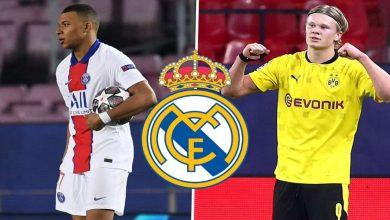 صورة مفاجأة.. ريال مدريد يقرر الاستغناء عن 8 لاعبين للتعاقد مع هالاند ومبابي