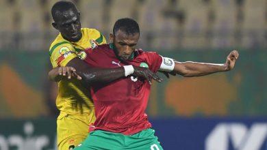 """صورة الكعبي يهدي لقب """"الشان"""" للجماهير المغربية"""