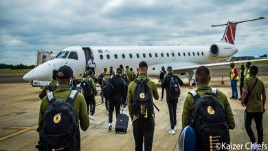 """صورة الاتحاد الجنوب إفريقي: """"سيتم التأكد من قدرة الفريق على التنقل إلى بوركينافاسو"""""""