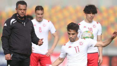 صورة مدرب المنتخب التونسي للشباب يتوعد المغرب