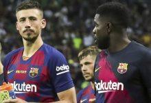صورة برشلونة يرغب في التخلص من مدافعه الفرنسي