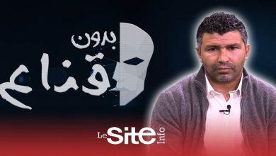 """صورة متحدثا عن مساره الرياضي وأبرز ما عاشه.. المباركي ضيفا على برنامج """"بدون قناع""""- فيديو"""