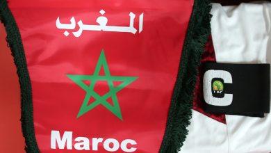 صورة عموتة يجري تغييرا في تشكيلة المنتخب المغربي أمام الكاميرون