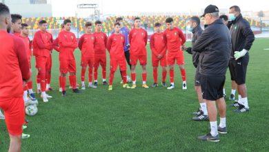 صورة حالة إيجابية لكورونا في صفوف المنتخب المغربي للشبان