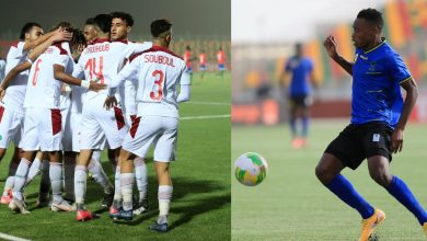 صورة الموعد والقناة الناقلة لمباراة المغرب وتنزانيا في كأس إفريقيا للشبان