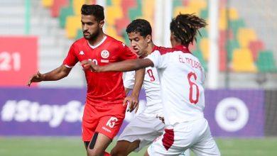 صورة ملخص مباراة المغرب وتونس في أمم إفريقيا للشباب