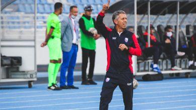 """صورة مدرب المغرب التطواني: """"أولمبيك آسفي كان أقوى وهذه نقطة ضعف فريقي"""""""