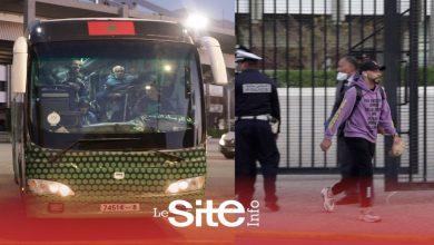 صورة رغم الانتصار على الاتحاد المنستيري.. لاعبو الرجاء يغادرون مركب محمد الخامس بحزنٍ بادٍ- فيديو