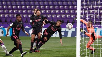 صورة ملخص مباراة بلد الوليد وريال مدريد