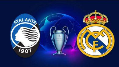 صورة الموعد والقنوات الناقلة لمباراة ريال مدريد وأتلانتا في دوري أبطال أوروبا