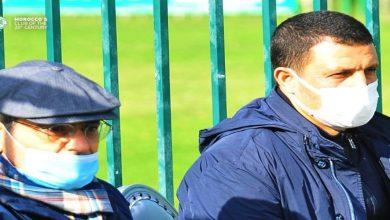 صورة لجنة مصغرة من مكتب الرجاء البيضاوي تحسم في مصير السلامي