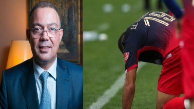"""صورة جماهير الوداد تترقب قرار الـ""""كاف"""" وتطالب لقجع بالتدخل"""