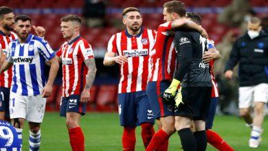 صورة لاعبو أتليتكو يقللون من حظوظ برشلونة في المنافسة على الليغا