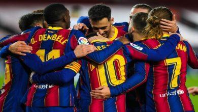 صورة برشلونة يتلقى دفعة قوية قبل مواجهة ليفانتي