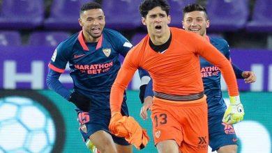 صورة هدف بونو في شباك بلد الوليد يدخله تاريخ الدوري الإسباني