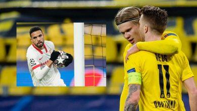صورة ملخص مباراة بروسيا دورتموند وإشبيلية