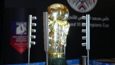 """صورة تحديد الموعد """"المبدئي"""" لنهائي البطولة العربية بين الرجاء والاتحاد السعودي"""