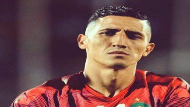 صورة فيصل فجر يحتج على غيابه عن قائمة المنتخب المغربي ويبرر موقفه بأرقامه المحققة- صورة
