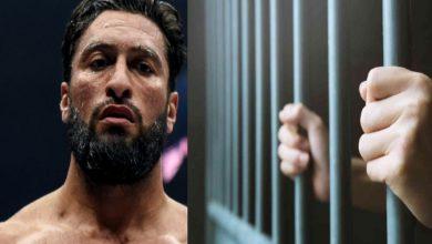 صورة بعد تورطه في قضية إجرامية.. جمال بن الصديق يغادر السجن