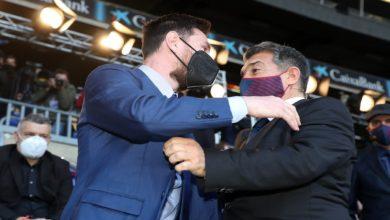 صورة الكشف عن تفاصيل عرض لابورتا الأخير الخاص بتجديد عقد ميسي