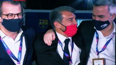 صورة رسميا.. خوان لابورتا رئيسا جديدا لبرشلونة