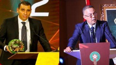 """صورة صراع عضوية """"الفيفا.. دولي مغربي سابق يساند رئيس الاتحاد الجزائري على حساب لقجع"""