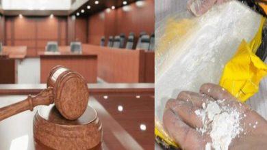 صورة محاكمة لاعب من أصول مغربية بتهم تهريب المخدرات وغسيل الأموال
