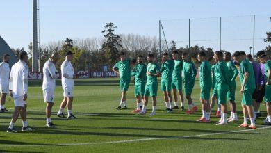 صورة تقرير يُفيد انضمام لاعب جديد لقائمة المنتخب المغربي