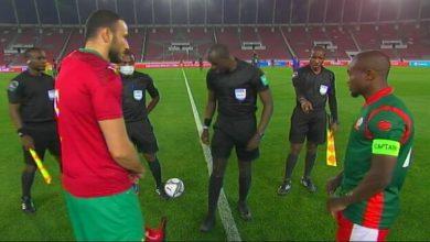 صورة الحدادي يمنح التقدم للمغرب في الشوط الأول أمام بوروندي -فيديو