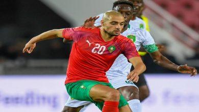 صورة تشكيلة المنتخب المغربي المتوقعة أمام موريتانيا