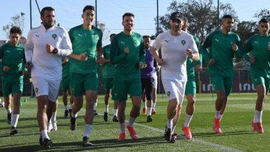 صورة رسميا.. انضمام لاعب جديد لمعسكر المنتخب المغربي