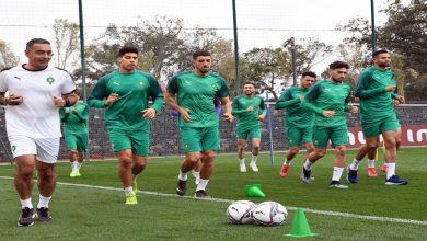 صورة المنتخب المغربي يعود لمركب محمد السادس ويبدأ استعداده لمباراة بوروندي