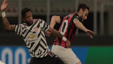 صورة مانشستر يونايتد ينتصر على ميلان ويعبر إلى دور ربع الدوري الأوروبي- فيديو