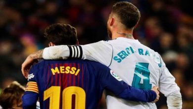 صورة راموس يكيل المديح لميسي ويبدي رأيه في إمكانية انتقاله لريال مدريد