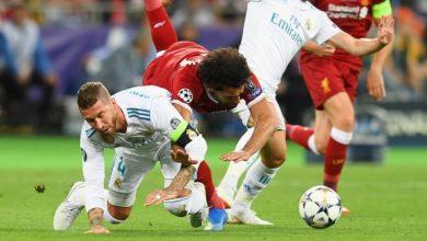 """صورة روبيرتو كارلوس معلقا على مواجهة ريال مدريد و""""الريدز"""": """"صلاح لن يقترب من راموس"""""""