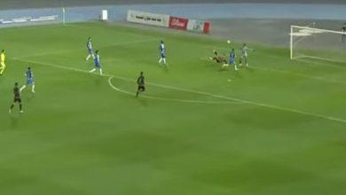 """صورة هدف """"عالمي"""" في مباراة اتحاد طنجة والجيش الملكي -فيديو"""
