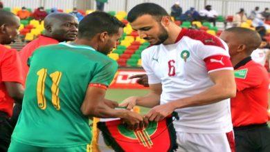 """صورة سايس يوضح أسباب التعادل أمام موريتانيا في تصفيات """"الكان"""""""