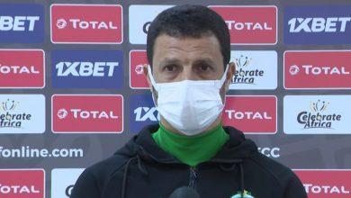 صورة السلامي يوجه رسالة لجماهير الرجاء البيضاوي قبل مباراة نامونغو