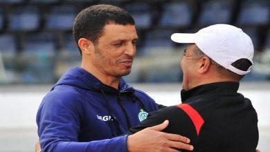 صورة جمال السلامي يُطمئن جماهير الرجاء بخصوص مستقبل الفريق