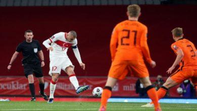 صورة تركيا تنتصر على هولندا برباعية في تصفيات كأس العالم- فيديو