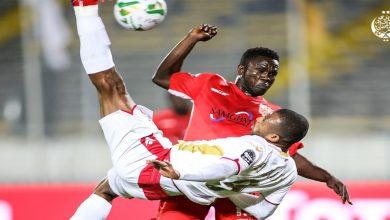 صورة ملخص مباراة الوداد البيضاوي وحوريا كوناكري